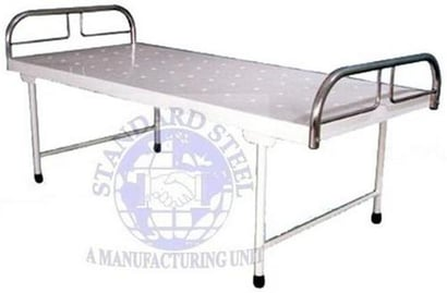 Hospital Plain Bed Certifications: Iso Ce