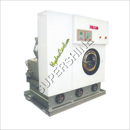 Hydrocarbon Dry Cleaning Machine