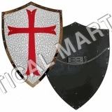 Crusader Medieval Knight Shield