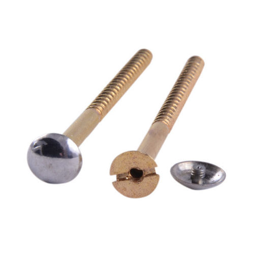 Screw For EWC With Show Flange Pair