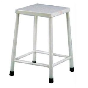 SS Visitor Stool