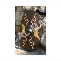Antique Armor Shields