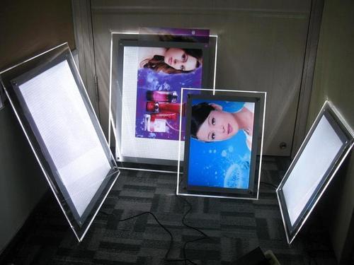 Led Crystal Backlit Display