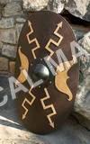 Medieval Roman Shield