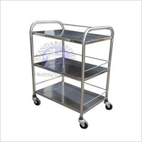 Laboratory Utility Trolley