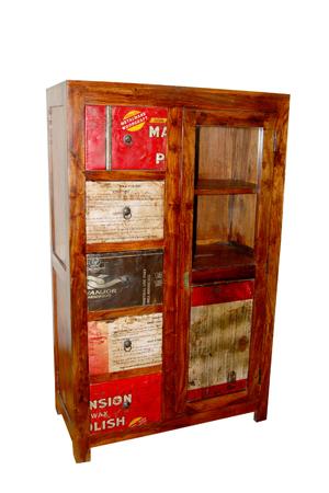Iron Sheet Cabinet