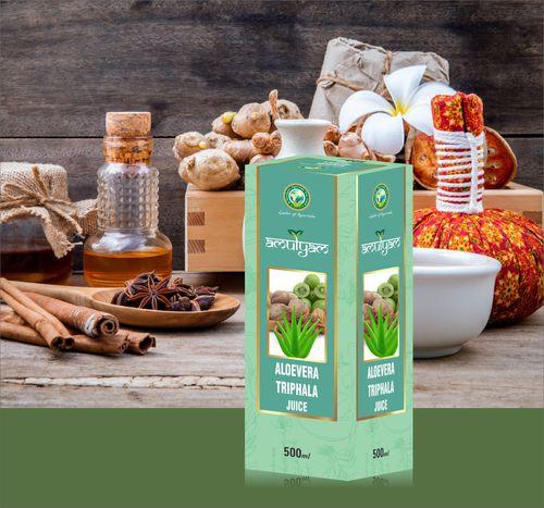 Aloevera Triphala  Juice