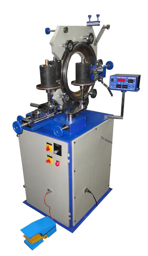 Toroidal Winding Machine upto 3mm Strip