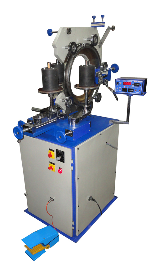 Toroidal Winding Machine upto 3mm Strip