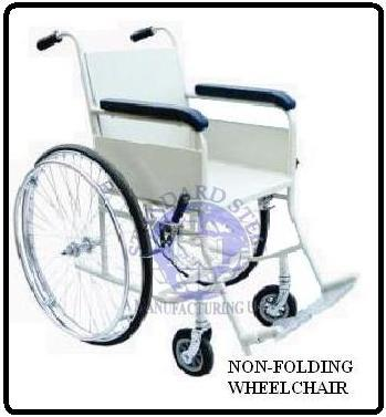 Wheelchair fix type