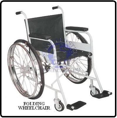 Patient Folding Wheel chair