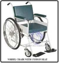 Patient Cushion Seat Wheelchair