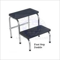 Hospital Foot Step Stool Double