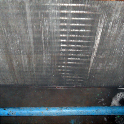 Evaporation Cooling Coil Cleaning