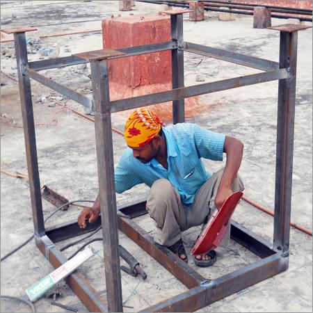 Custom Mild Steel Stand