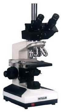 Trinocular Univarsal Research Microscope