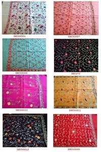 Woollen Embroidered Shawls