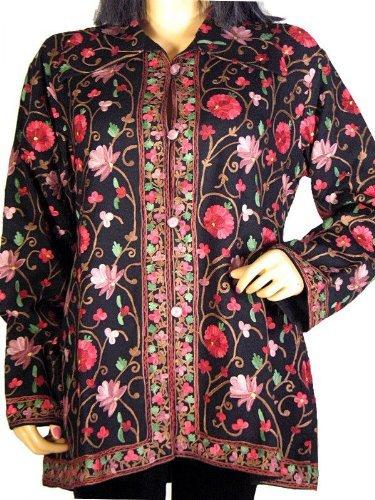 Woollen Embroidery Jackets