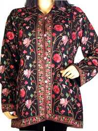 Woollen Embroidery Jackets