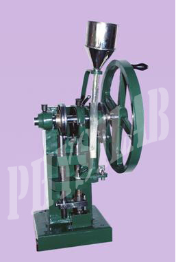 Tablet Machine Hand Operated