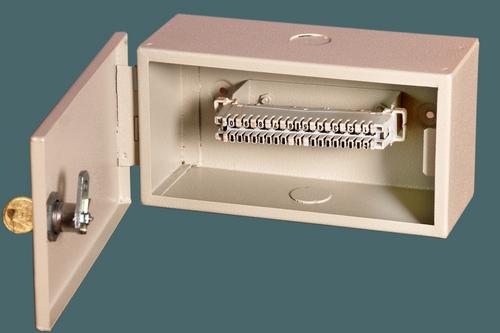 Metal Telephone Box