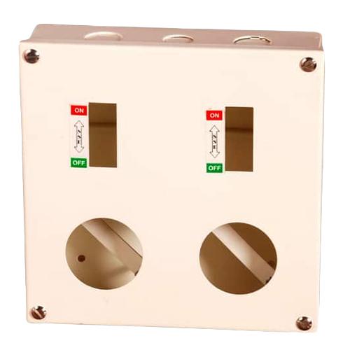 Double AC Box