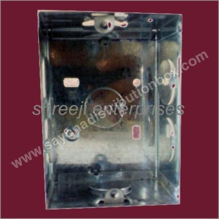 Modular Metal Box