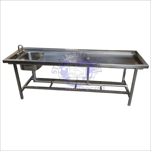 Postmortem Dissection Table