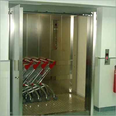 Automatic Mall Freight Elevator