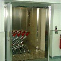Autoamtic Mall Frieght Elevator