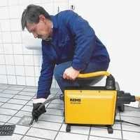 Pipe and Drain Cleaning Machine