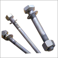 High Tensile Hex Bolts