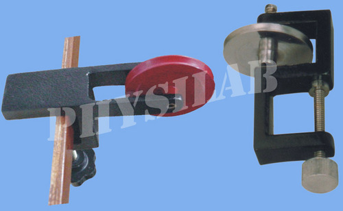 Pulleys Bench Clamp Fitting