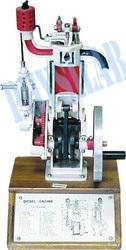 Four-Stroke Diesel Engine Model