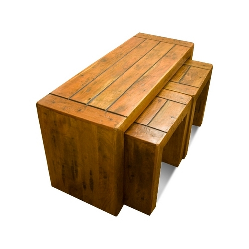 Coffee Stool Table