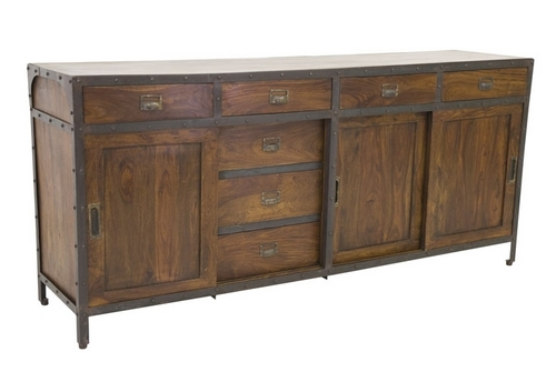 7 Drawer Sideboard