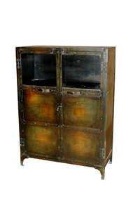 Iron Cabinets