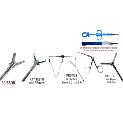 Hysteroscope Grasping Scissor