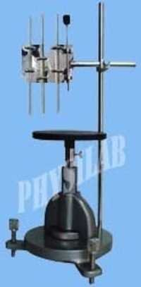 Rising Table With Capillary Tube
