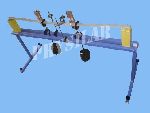 Bending of Beam Apparatus