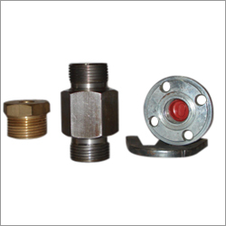 Hydraulic Connection Forged Parts