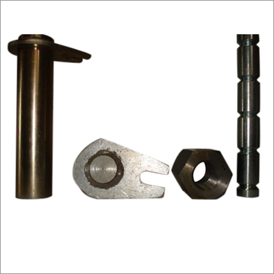 Earth Moving Equipments Forged Parts
