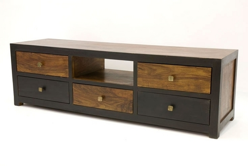 5 Drawer Tv Table 150X45X48
