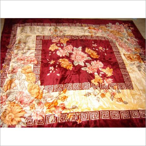 Very Fine Double Bed Blanket