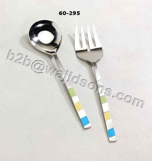 bamboo flatware set