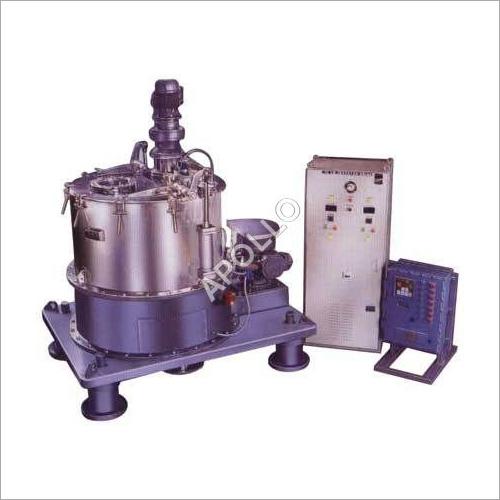 Four Point Bottom Discharge Centrifuge Machine