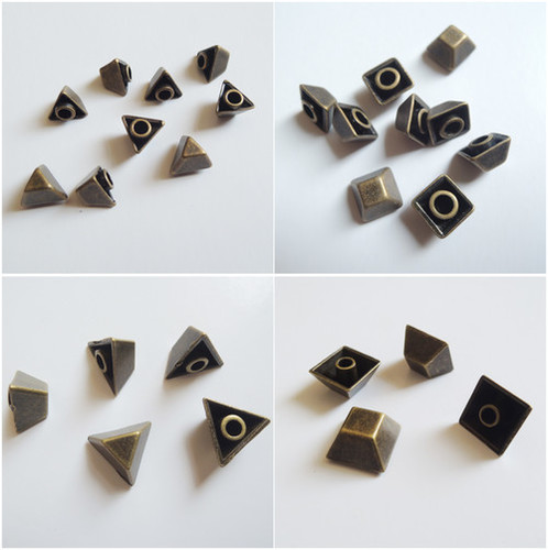 Triangle Shape and Square Shape Rivet (HD-011)