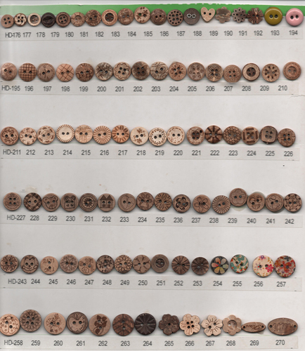 Metal Shank Button