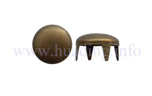 Round Dome Claw Rivet