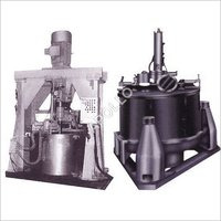 Vertical Centrifuge Machine